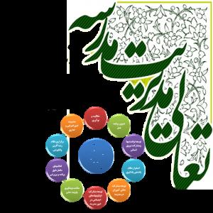 برنامه سالانه طرح تعالی مدیریت کیفیت مدار و تقویم اجرایی سال99-98